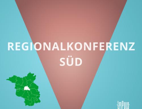 Regionalkonferenz Süd